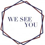 We See You Logo